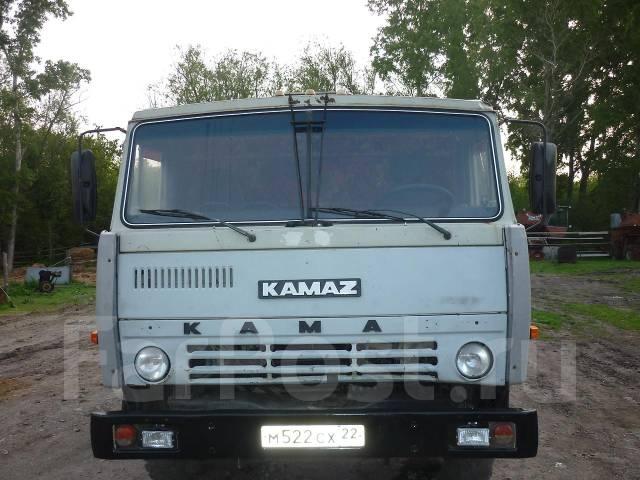 Камаз 55111, 1992 - Грузовики