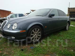 Jaguar S-type. CCX, GB