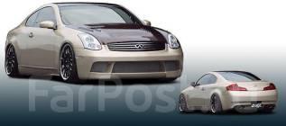 Порог пластиковый. Nissan Skyline, V35 Infiniti G35. Под заказ