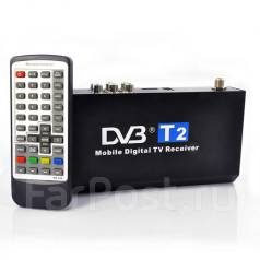 �������� TV - ����� DVB-T2. ������������� ����� � ����� ����� � USB.