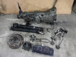 Механическая коробка переключения передач. Nissan Skyline Двигатель RB25DET