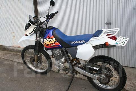 Honda xr 250 baja иркутск