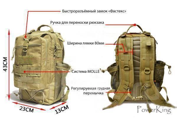 Как сшить рюкзак туристический своими руками 63