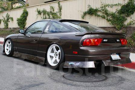 Бампер. Nissan 180SX
