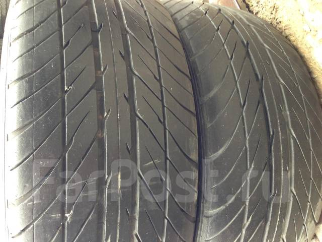 Goodyear Ducaro, 215/45 R17. Летние, износ: 30%, 2 шт