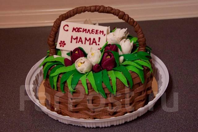 Пирожное, купить и заказать доставка пирожных на дом