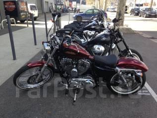 Harley-Davidson Sportster. ��������, ���� ���, � ��������