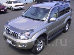 ��������� ������. Toyota Land Cruiser Prado, 120
