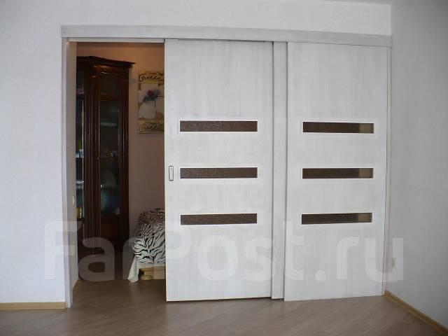 Раздвижные двери как перегородка