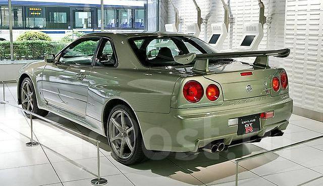 Расширитель крыла. Nissan GT-R, Coupe