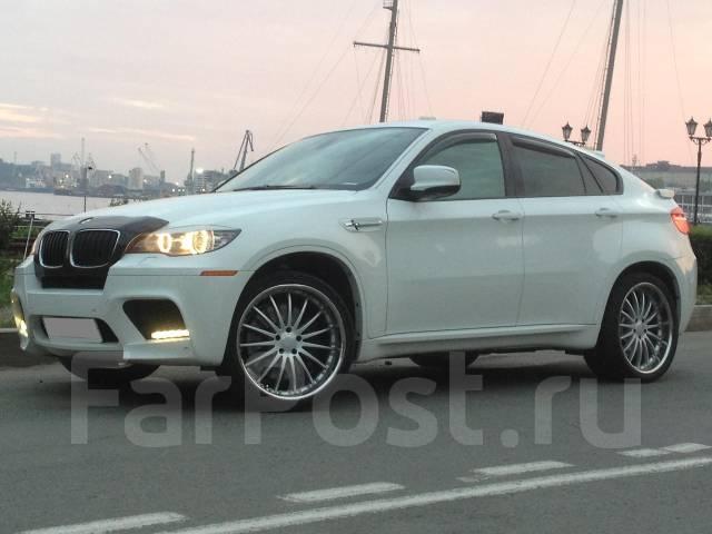 Роскошный BMW Х6М - Аренда свадебных авто во Владивостоке