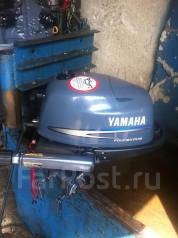 Yamaha. 4,00л.с., 4х тактный, бензин, нога S (381 мм), Год: 2006 год