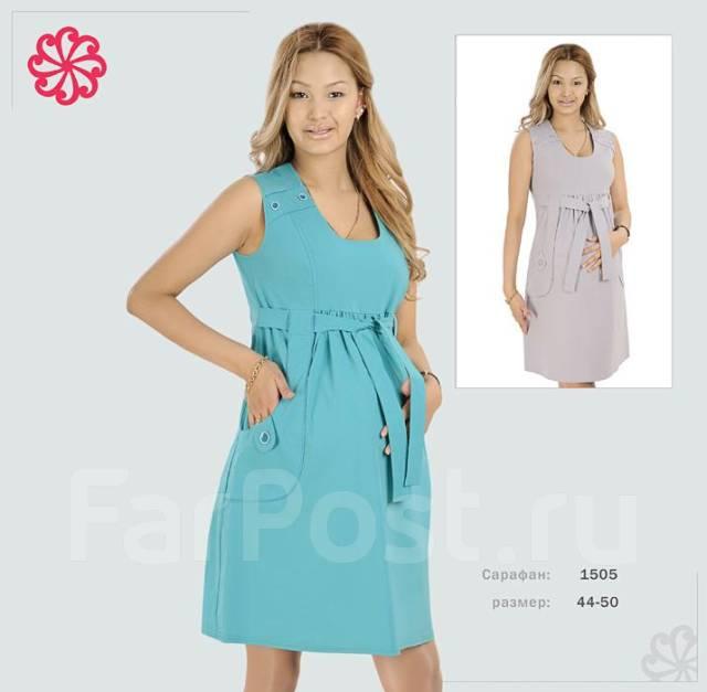 Как сшить летнее платье для беременной 59