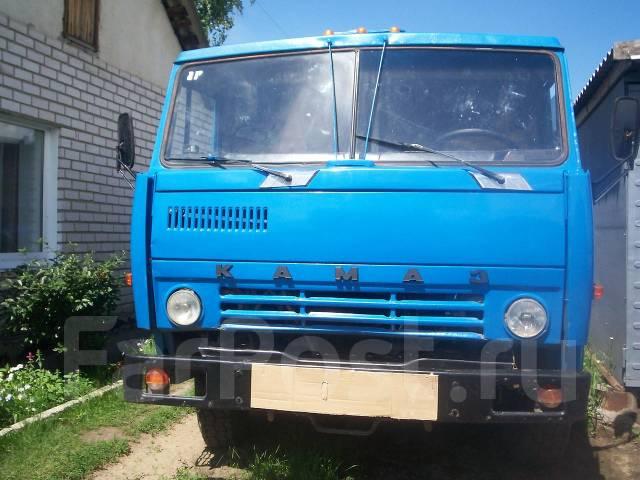 КАМАЗ, 1990 - Грузовики