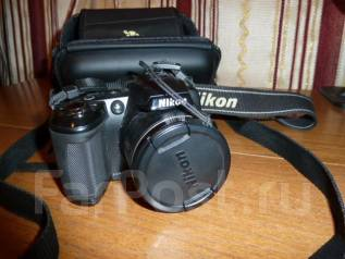 Nikon Coolpix L120. 10 - 14.9 Мп, зум: 14х и более