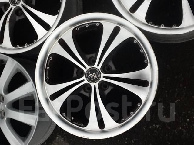 Sporsh wheels 17. 7.0x17, 5x114.30, ET51, ЦО 73,0мм.