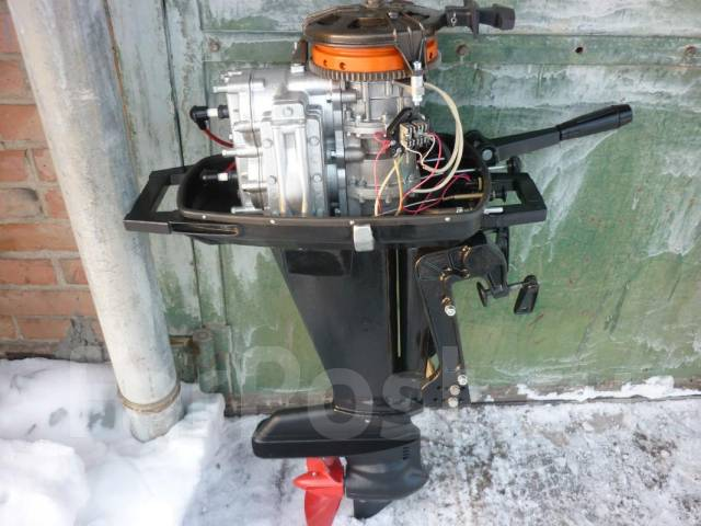 купить лодочный мотор вихрь 30 ремонт