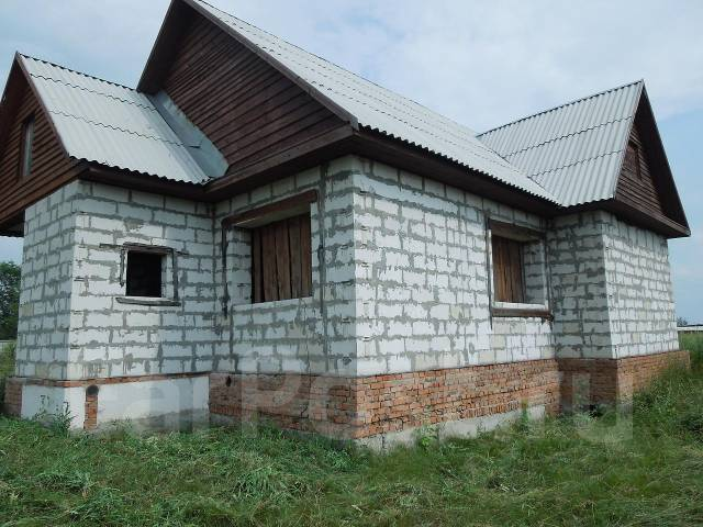 Дачный дом из сибита
