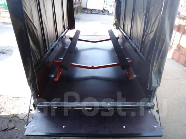 ложемент для перевозки лодки пвх