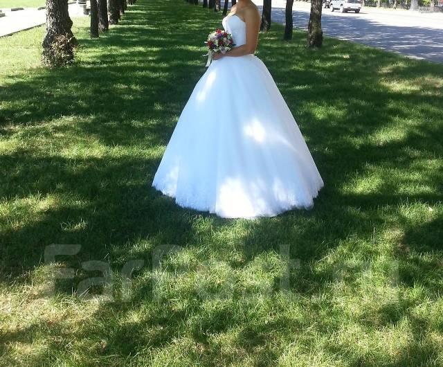 18 000 р.Хабаровск: Свадебные платья 2014-2015 - 5593 предложения от салоно