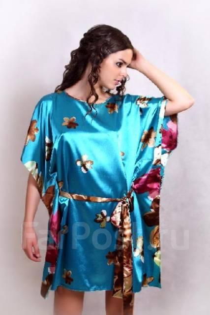 Домашнее платье туника доставка