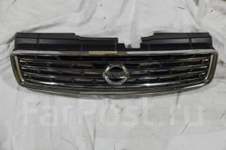 Решетка радиатора. Nissan Stagea, M35