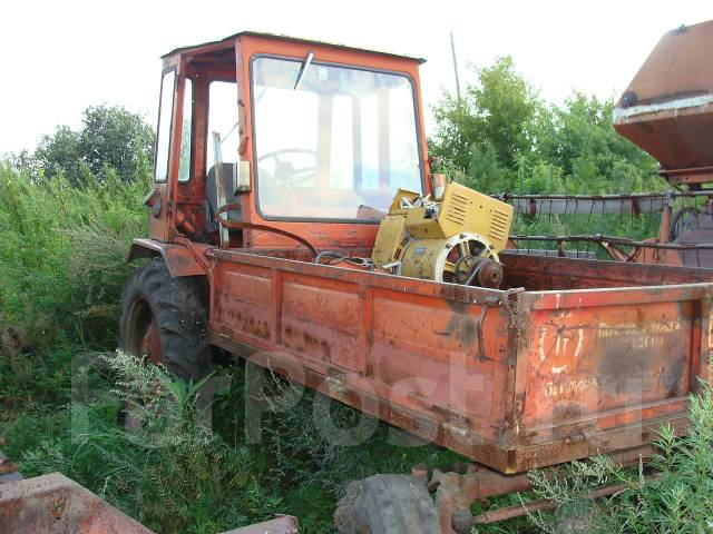 Трактор т-16 - ХТЗ Т-16, 1980 - Тракторы и сельхозтехника в Белово
