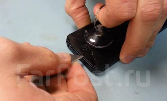 Как отремонтировать сенсор на телефоне своими руками