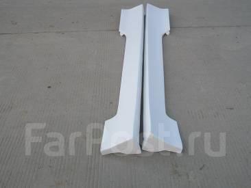 Порог пластиковый. Nissan Skyline, DR30, HR34, BNR34, ENR34, ER34