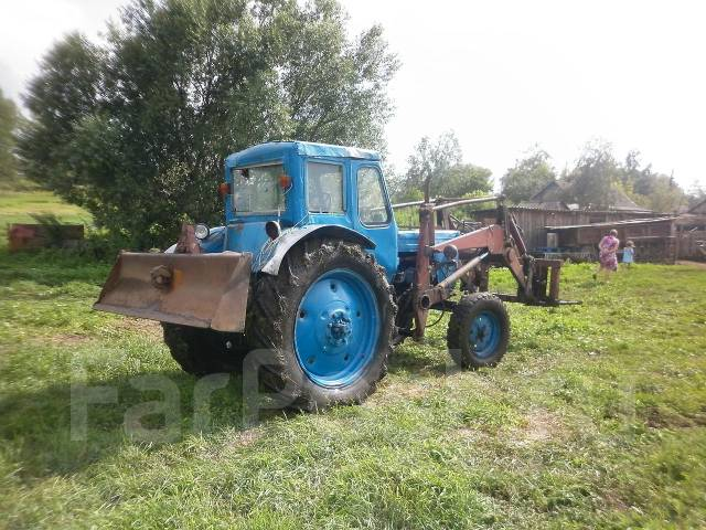 Трактор МТЗ-80 с КУНом фото | ЖЕЛЕЗНЫЙ-КОНЬ.РФ