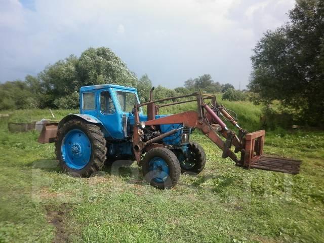 Трактор мтз 82 1993 купить в городе Тюмени. Цена 95000 рублей