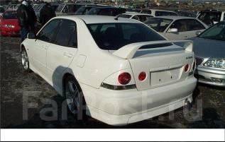Накладка на стоп-сигнал. Toyota Altezza. Под заказ