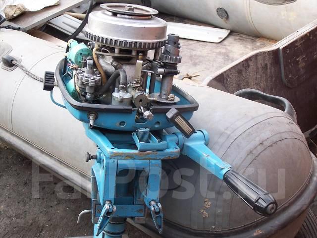 Продам лодочный мотор ветерок-8м 1995г в отс цена 10т р 8,00 лс, бензин, год: 1995 год