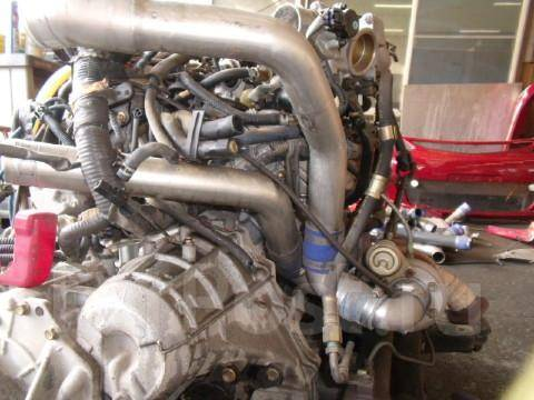 Турбина. Toyota Estima, MCR30 Двигатель 1MZFE