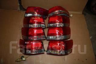Стоп-сигнал. Toyota Chaser, JZX101, JZX100, LX100, JZX105, GX100 Toyota Mark II, JZX101, JZX100, JZX105, GX100, LX100 Toyota Cresta, JZX101, LX100, JZ...