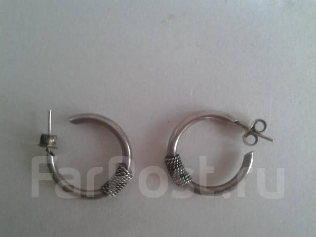 Серебряные серьги, купить серьги из серебра по лучшей