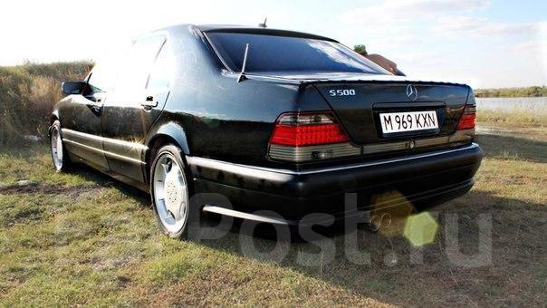 Обвес Mercedes S W140 WALD FULL BODY KIT в наличии - Кузов в ...