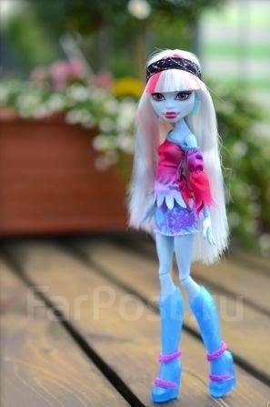 Эбби Боминейбл Музыкальный фестиваль Monster High! Оригинал, США ...