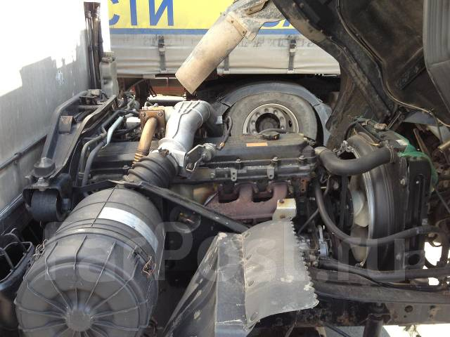 Mitsubishi Fuso Fighter. ������ ������������ 5 ������ 2003 �., 8 200 ���. ��., 5 000 ��.