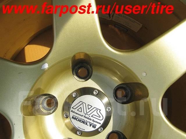 AVS Model T6. 9.0/10.0x18, 5x114.30, ET35/42, ЦО 73,0мм.