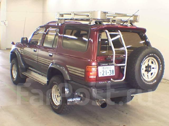 Багажник на сурф 130