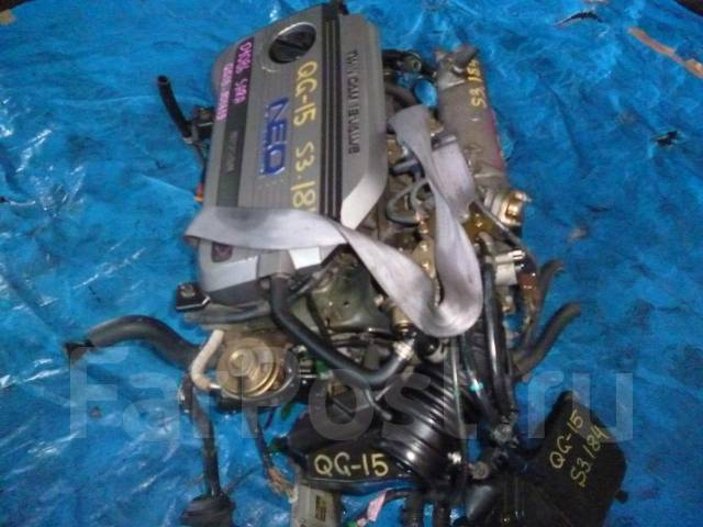 ���������. Nissan Sunny, FB15��������� QG15DE. Nissan Sunny, FB15��������� QG15DE