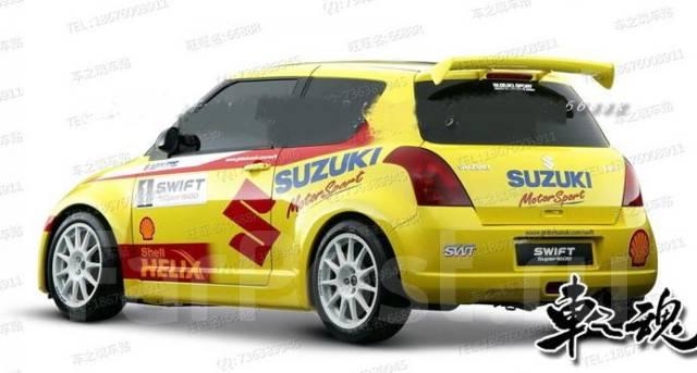 Оракал. Suzuki Swift