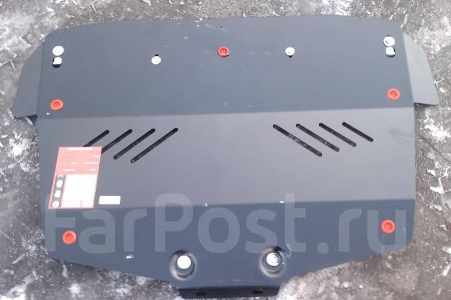 Защита картера Шериф на Subaru Forester SG 02-05г. в SG5 - Продажа автозапчастей в Барнауле