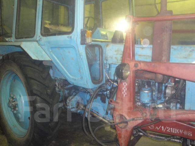 Трактор мтз-82, 1993 г.в., заводской № машины 280793.