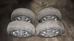 Комплект зимних колес Bridgestone Blizzak PM-20. x14