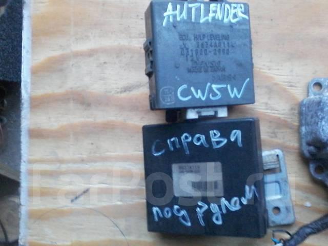 Блок управления двс. Mitsubishi Outlander, CW5W Honda CR-V, CW5W Двигатель 4B12