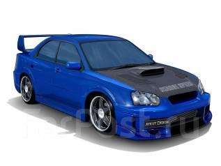 ����� �����������. Subaru Impreza WRX STI