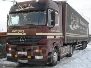 Mercedes-Benz Actros. �����+ �����, 11 900 ���. ��., 20 000 ��.