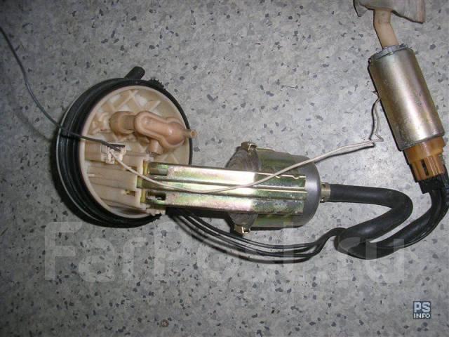 топливный насос баковый на nissan elgrand apwe50